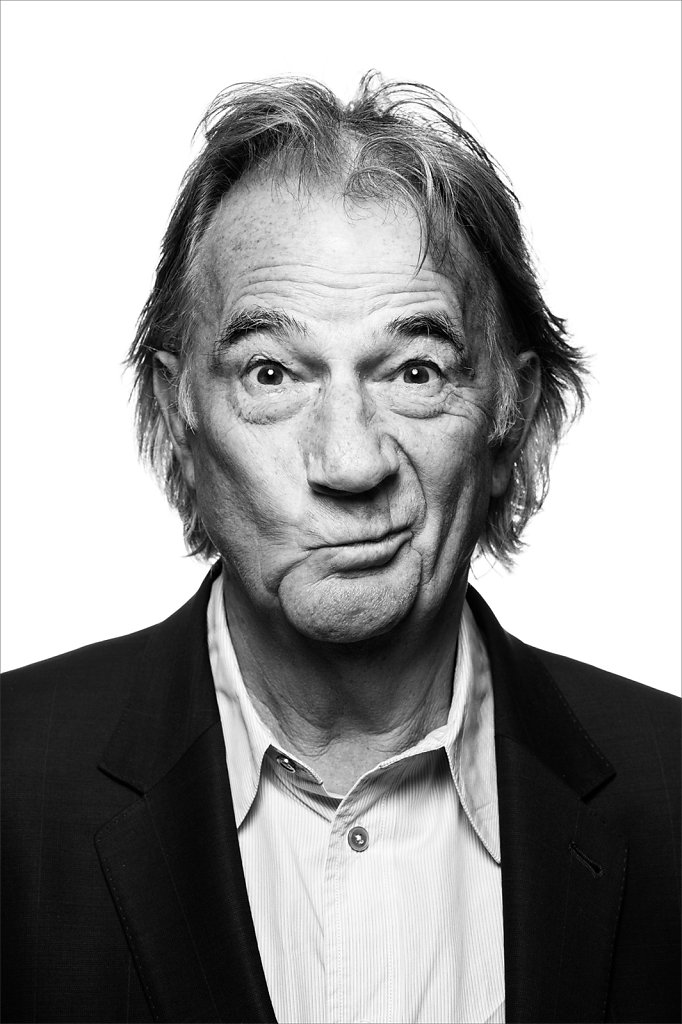 Sir Paul Smith for Shortlists 'The Greatest'.
